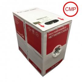 W-CAT5E/CMP/White UL
