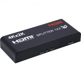 P-HDMI 1x2-4K