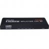 P-HDMI 1x4-4K