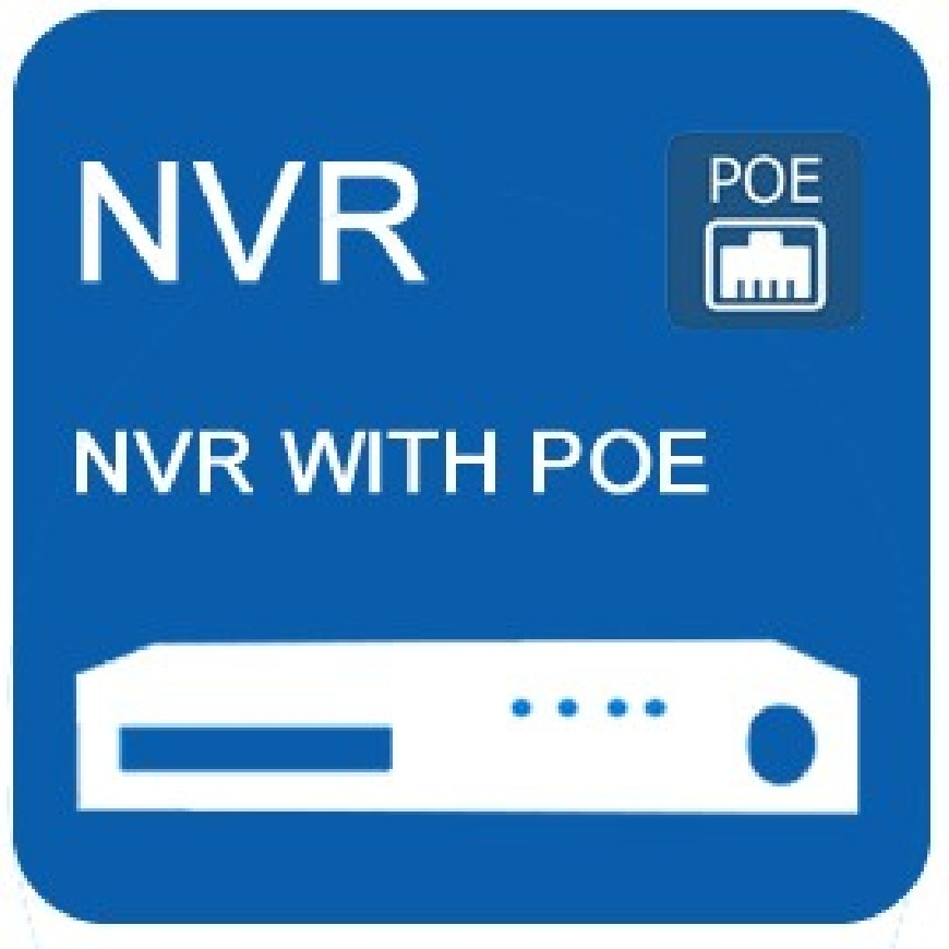 NVR With PoE