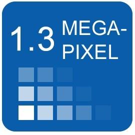 1.3 Megapixel PTZ Cameras