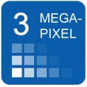 3 Megapixel IP PTZ Cameras