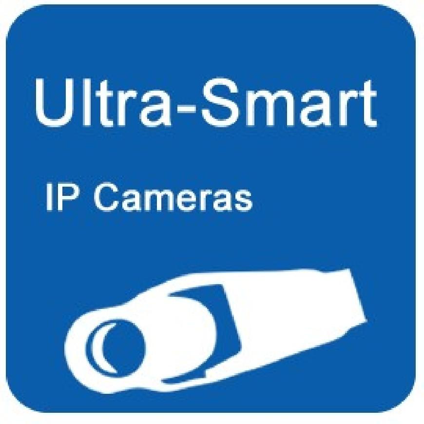 Ultra-Smart IP Cameras