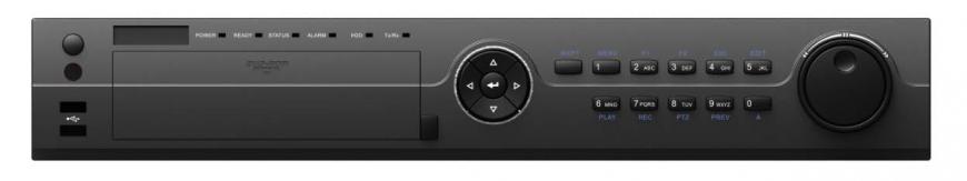1080P HD-TVI DVR