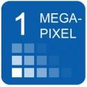 1 Megapixel IP Cameras