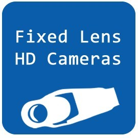 Fixed Lens HD Cameras