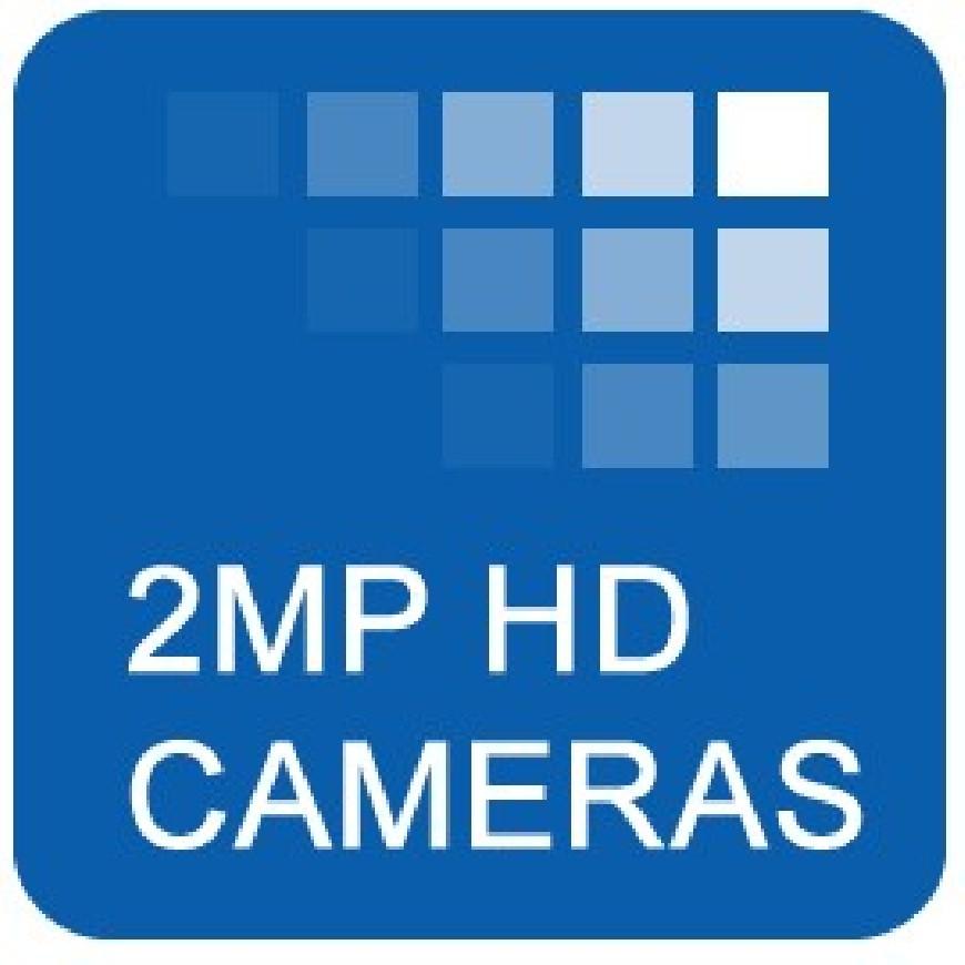 2 MP HD TVI Cameras