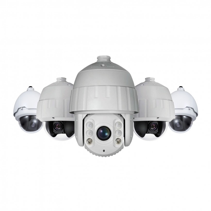 Network PTZ Cameras