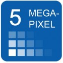 5 Megapixel Cameras
