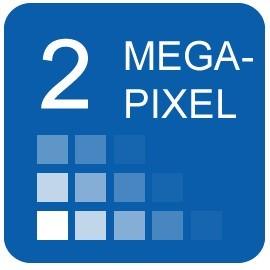 2 Megapixel PTZ Cameras