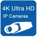 4K Ultra HD IP Cameras