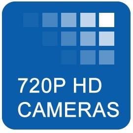 720P HD-CVI Cameras