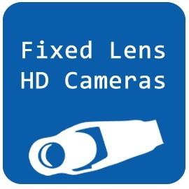 Fixed Lens HD Cameras