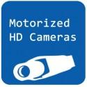 Motorized HD Cameras