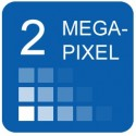 2 Megapixel IP Cameras