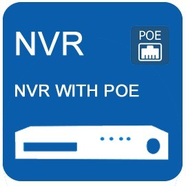 4 Series NVR with PoE